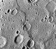Planet Mercury is shrinking, its wrinkled surface shows